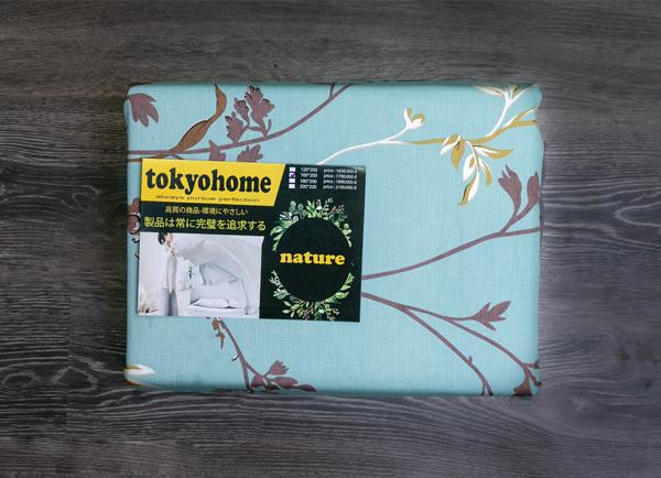 Bộ ga gối Tencel Tokyo Home TH02