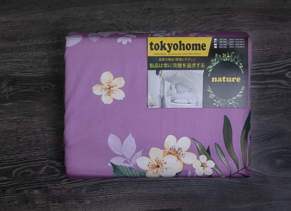 Chăn ga gối Tencel Tokyo Home TH05
