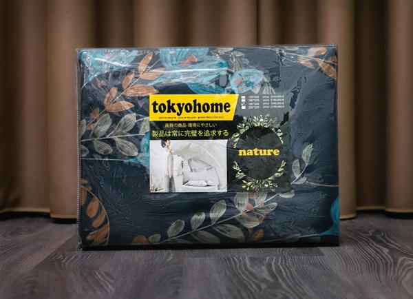 Bộ ga gối Tencel Tokyo Home TH08