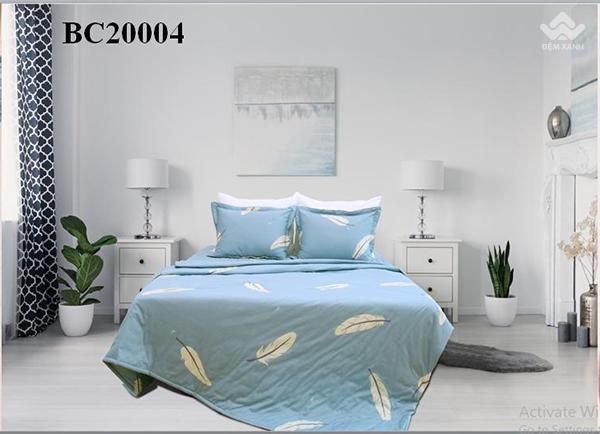 Ga gối Sông Hồng Basic cotton BC20004