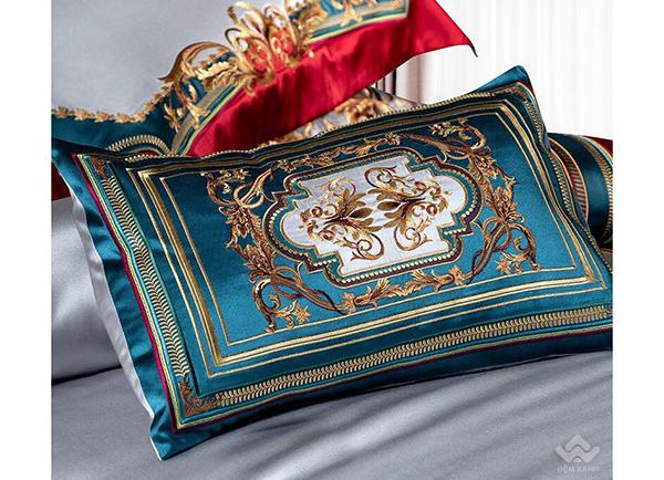 Bộ chăn ga gối Singapore King Luxury KL2031