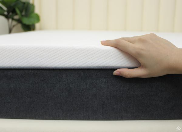 Mô hình kết cấu của đệm Foam Olymia Aiko