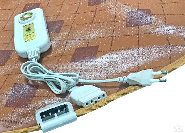Chăn đệm điện sưởi Kyungdong cho giường Spa, Massage