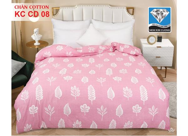 Chăn đông Kim Cương cotton KCCD08