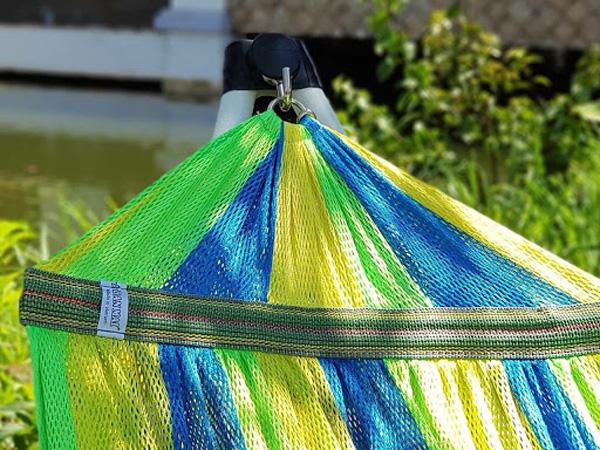Lưới võng Ban Mai cán thép Vip rộng 60cm